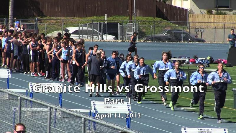 4-11-13 vs Grossmont Part 1