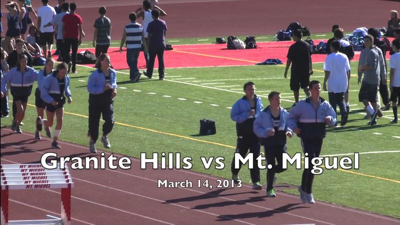 3-14-13 vs Mt. Miguel