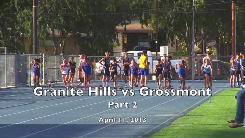 4-11-13 vs Grossmont