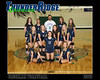 2016 Volleyball TRHS Freshman Team 16x20