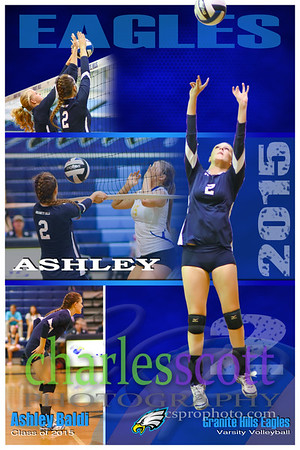 GHHS Volleyball 2014