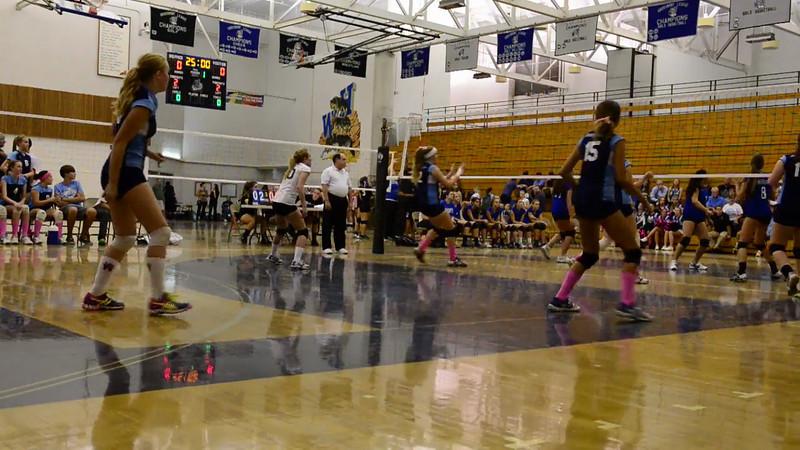 JV vs West Hills<br /> Game 3<br /> October 10, 2012