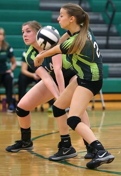 High school volleyball: Cloverleaf has rough exit against Fairview