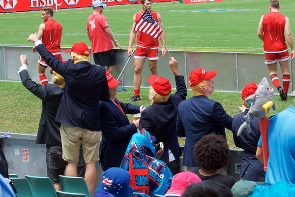 HSBC Sydney Sevens USA Mens vs Canada 2017 02 04