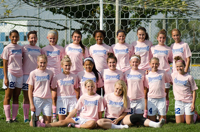 "HSE v Lafayette Jefferson ""Pink Game"""