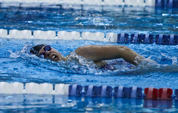 HSHS Swimming Tri-9 Conference Championship 2012
