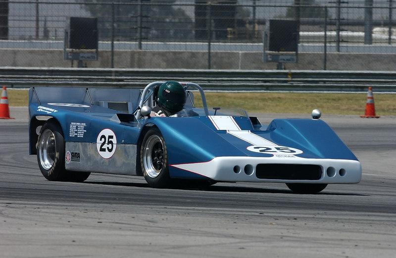 1967 McKee MK 7 Photo # 7933
