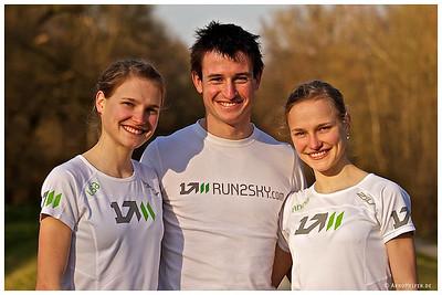 Hahner Twins - Anna und Lisa mit Thomas Dold - mehr dazu im Blog: HahnerTwins – Ziel Olympia