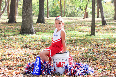 hailey cheer