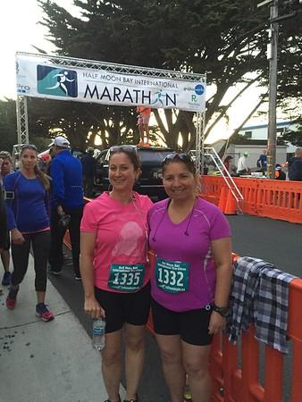 Half Moon Bay Marathon - Sep 2016