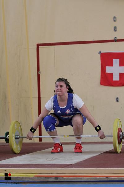 Championats suisse des ligues, 3ème journée, Collèges des Forges, La Chaux-de-Fonds - ligue féminine, Sautebin Lydia