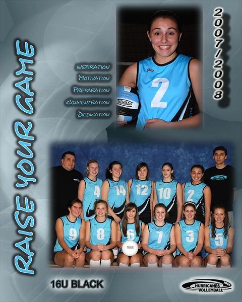 2007/08 team photos