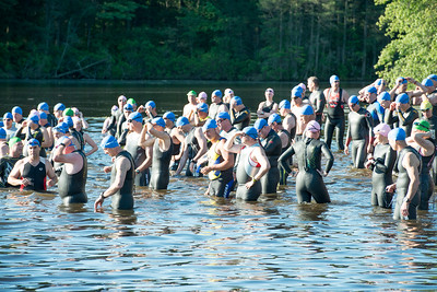 Hammonton Lake triathlon - May 2017