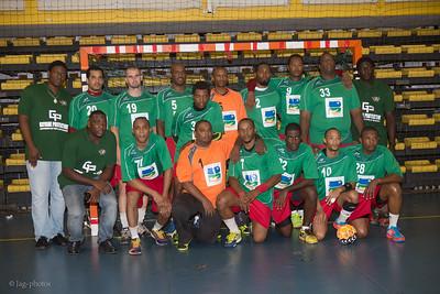 Finale Coupe Région Guyane Handball Garçon 2015