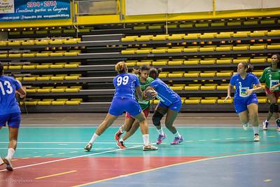 Finale coupe région Handball Féminin 2015