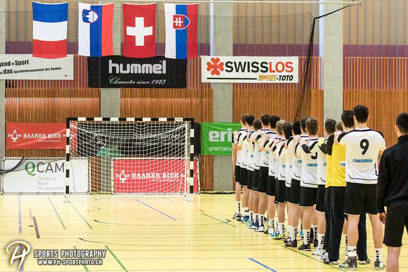 MC - 2018 - Schweiz - Slowakei - 13-01-2018