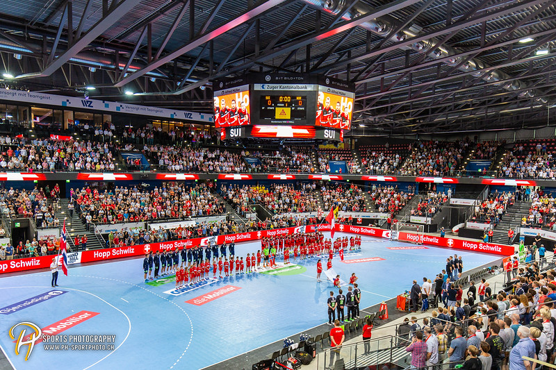 WM - 2018 - Schweiz - Norwegen - 12-06-2018