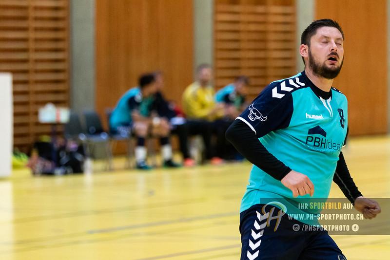 2. Liga (Gr. 4) - 18/19: HSG Baar/Zug Superbulls - BSV Borba Luzern - 01-09-2018