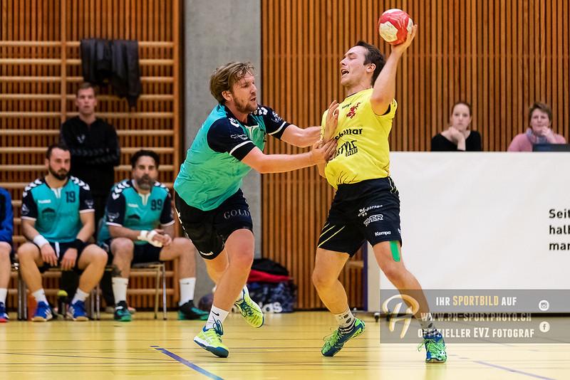 2. Liga (Gr. 4) - 18/19: HSG Baar/Zug Superbulls - STV Willisau - 10-11-2018