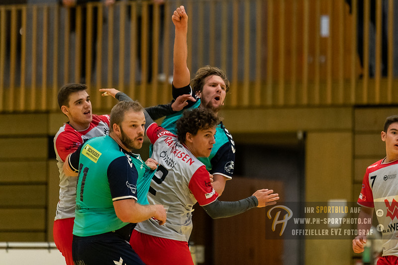 2. Liga (Gr. 4) - 18/19: HSG Baar/Zug Superbulls - SG Handball Seetal - 24-11-2018