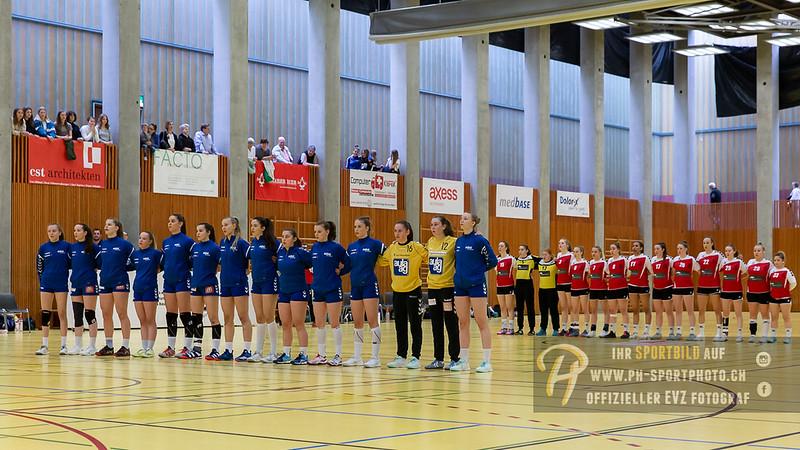 FU18 Elite - Playoff Final - Spiel 2 - 18/19: LK Zug - HV Herzogenbuchsee - 04-05-2019
