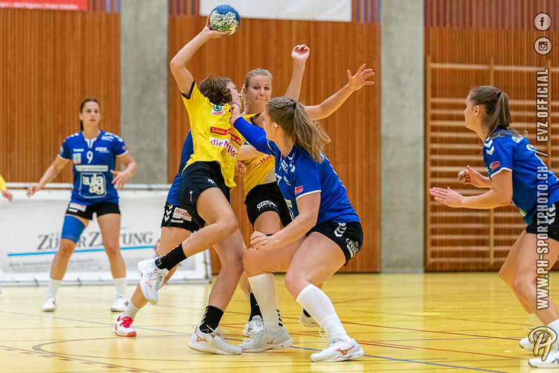 SPAR Premium League 1 - 20/21: LK Zug - Yellow Winterthur - 05-09-2020
