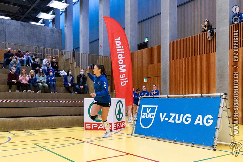 SPAR Premium League 1 - 20/21: LK Zug - Spono Eagles - 17-10-2020