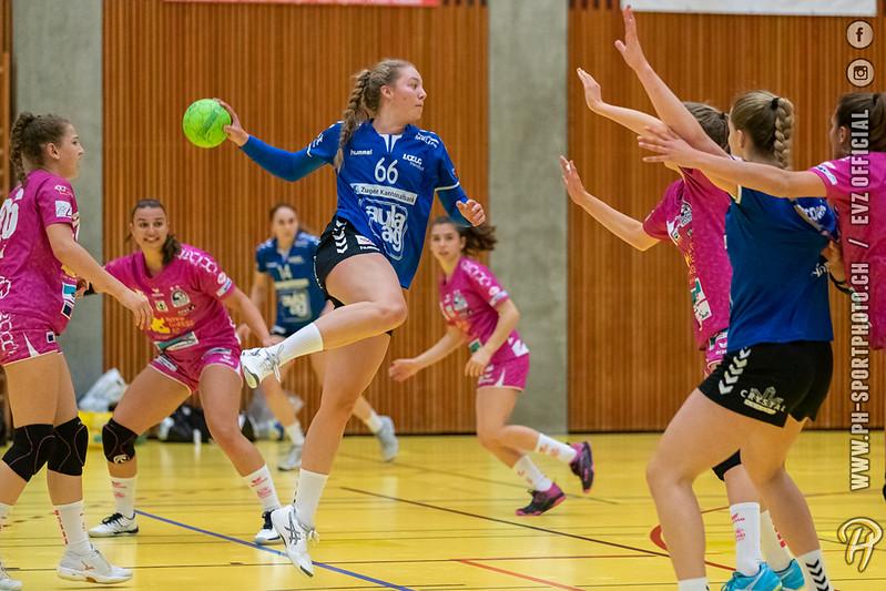 SPAR Premium League 2 - 20/21: LK Zug II - Spono Eagles II - 17-10-2020