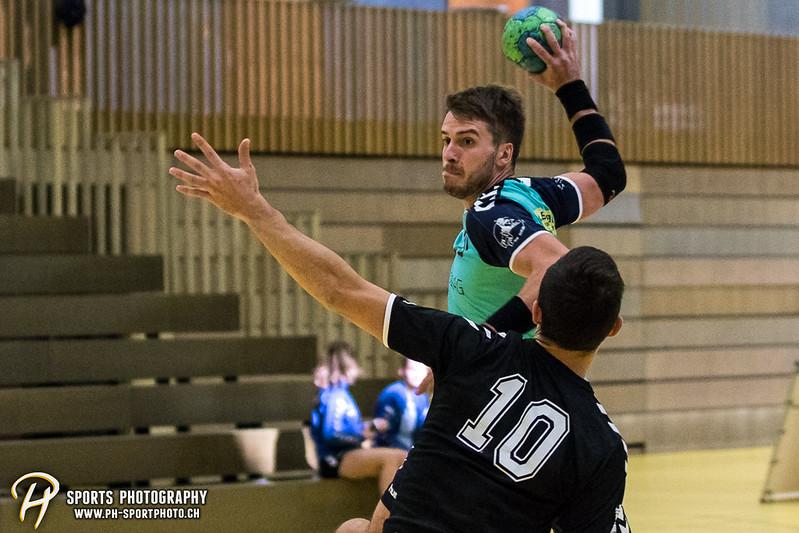 2. Liga: HSG Baar/Zug Superbulls - BSV RW Sursee - 28:28