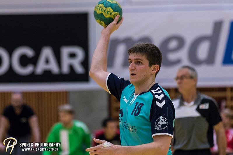 2. Liga: HSG Baar/Zug Superbulls - BSV Stans - 24:24