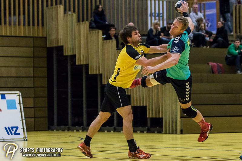 2. Liga: HSG Baar/Zug Superbulls - BSV Borba Luzern - 30:31