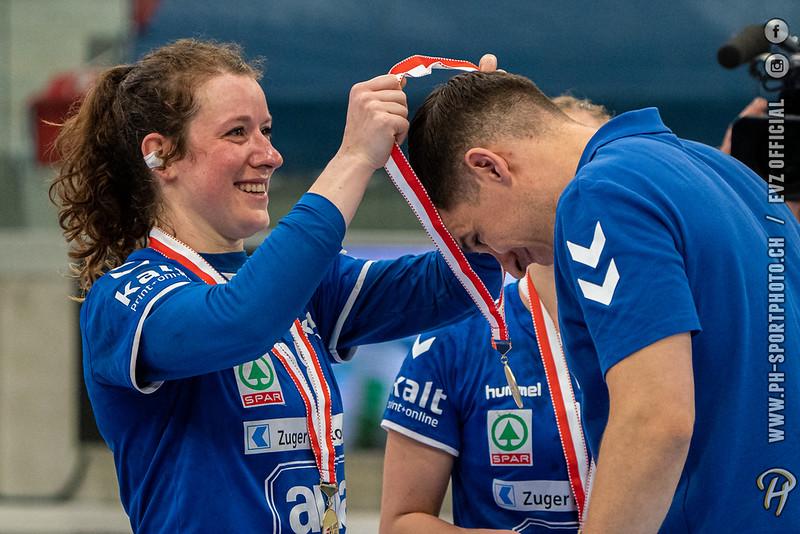 SPAR Premium League 1 - 20/21: LC Brühl Handball - LK Zug - 24-05-2021
