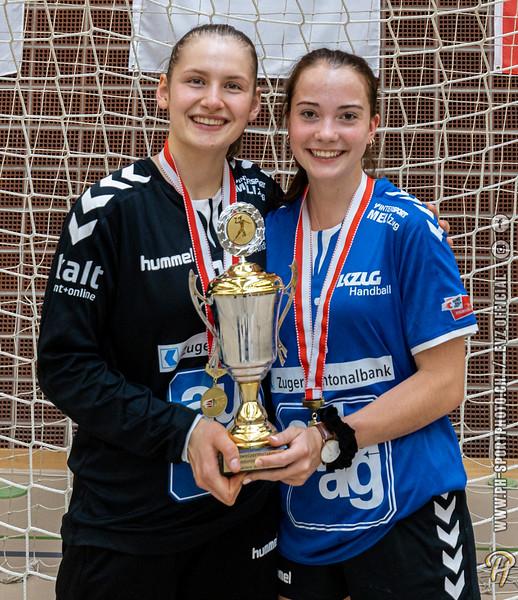 FU18E - 20/21: LK Zug - Spono Eagles - 13-06-2021