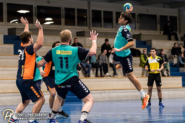Regional-Cup Viertelfinale: TV Dagmersellen - HSG Baar/Zug Superbulls - 23:24