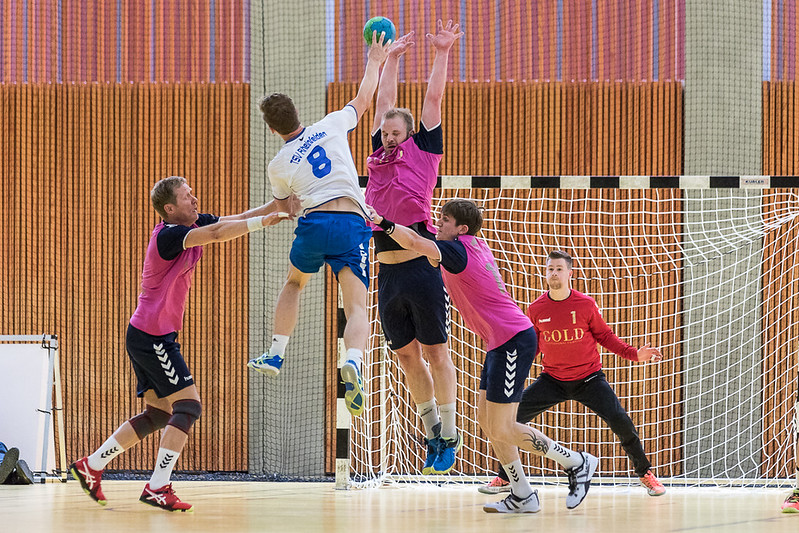 Handball Aufstiegsspiel 2. Liga: HSG Baar/Zug Superbulls - TSV Rheinfelden - 31:22