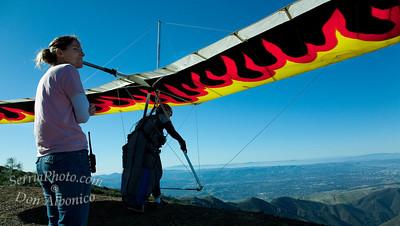 Hang Gliding 1/31/09