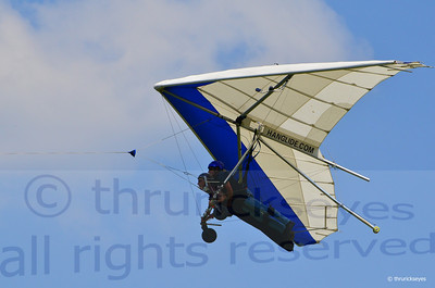 In case you wondered what a tandem flight looks like, here is an example.