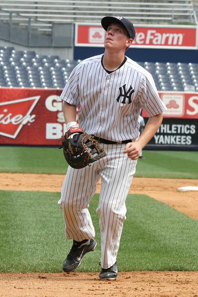 Hank's Yanks v NYC All Stars8 18 2011 Yankee Stadium 1059