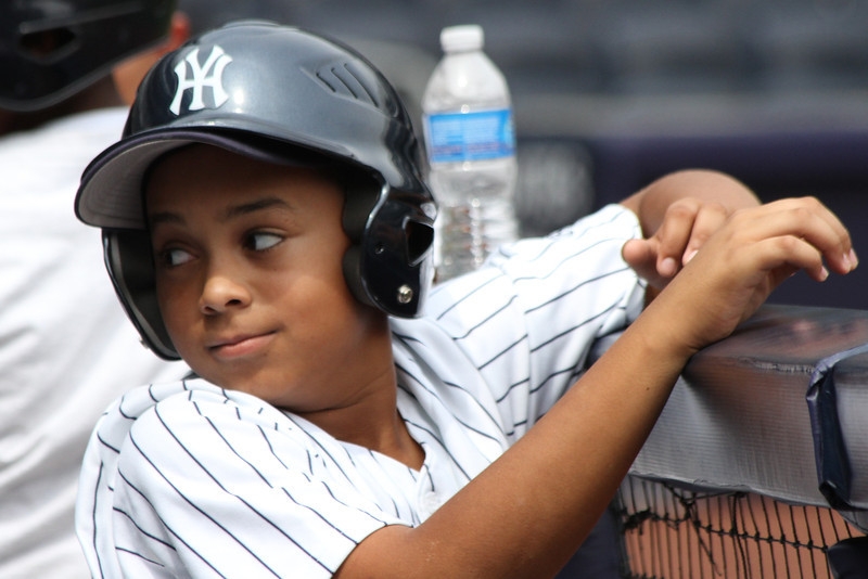 Hank's Yanks v NYC All Stars8 18 2011 Yankee Stadium 1042
