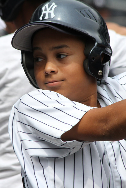 Hank's Yanks v NYC All Stars8 18 2011 Yankee Stadium 1044