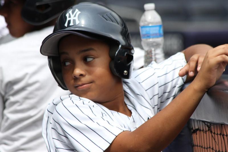 Hank's Yanks v NYC All Stars8 18 2011 Yankee Stadium 1043