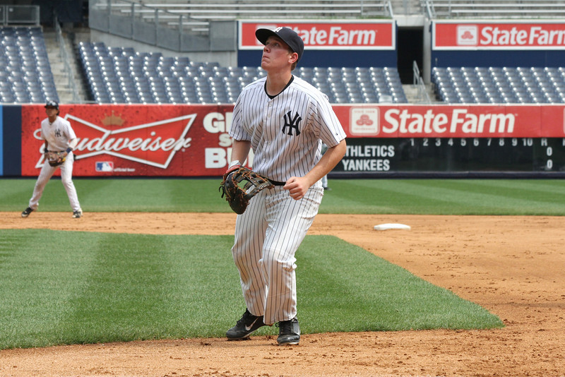 Hank's Yanks v NYC All Stars8 18 2011 Yankee Stadium 1058