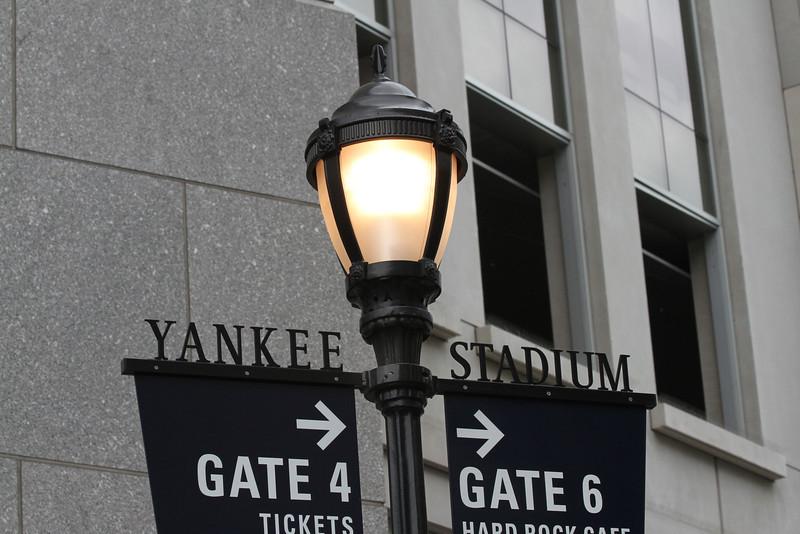 Hank's Yanks v NYC All Stars8 18 2011 Yankee Stadium 003