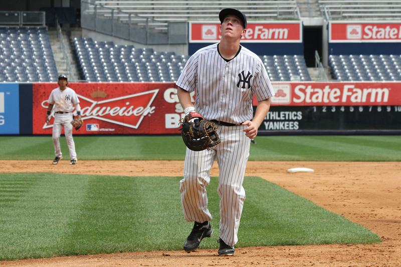 Hank's Yanks v NYC All Stars8 18 2011 Yankee Stadium 1060