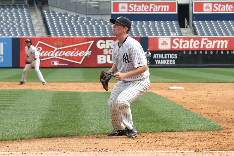 Hank's Yanks v NYC All Stars8 18 2011 Yankee Stadium 1057