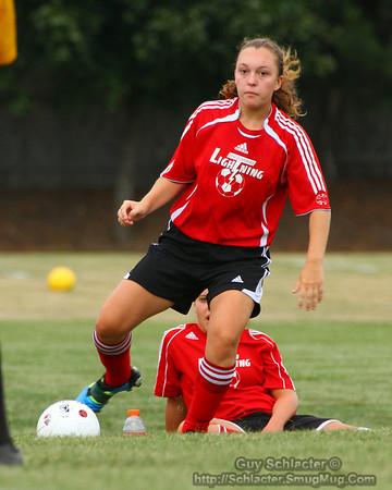 2011 Lightning Fall Soccer