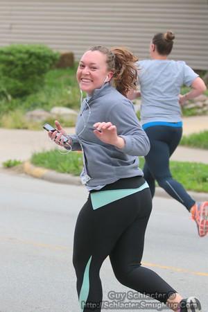 2017  University of Illinois Spring Marathon/10k
