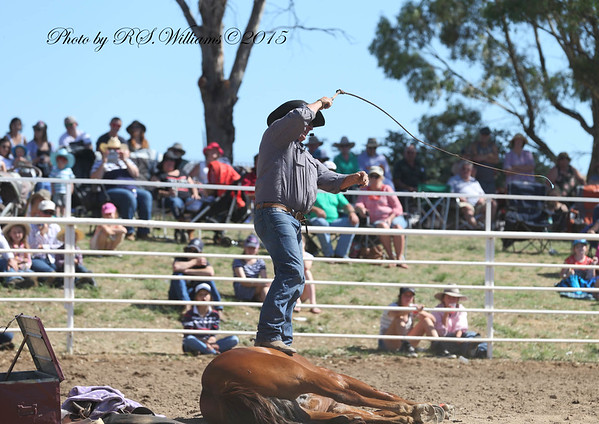 Lachie Cosser from Longreach Qld.