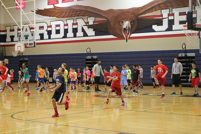 HJ Basketball Camp 2016