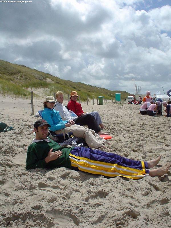 Lekker rustig kijken, genieten en relaxen in de zon